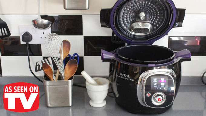 Tefal automatic cooker sale