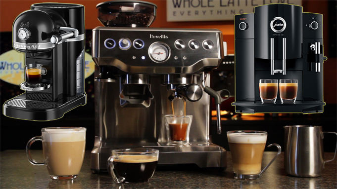 50 best Espresso Machine coffee maker review