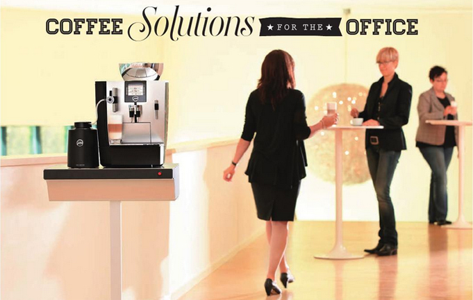 Coffee solutions for the office