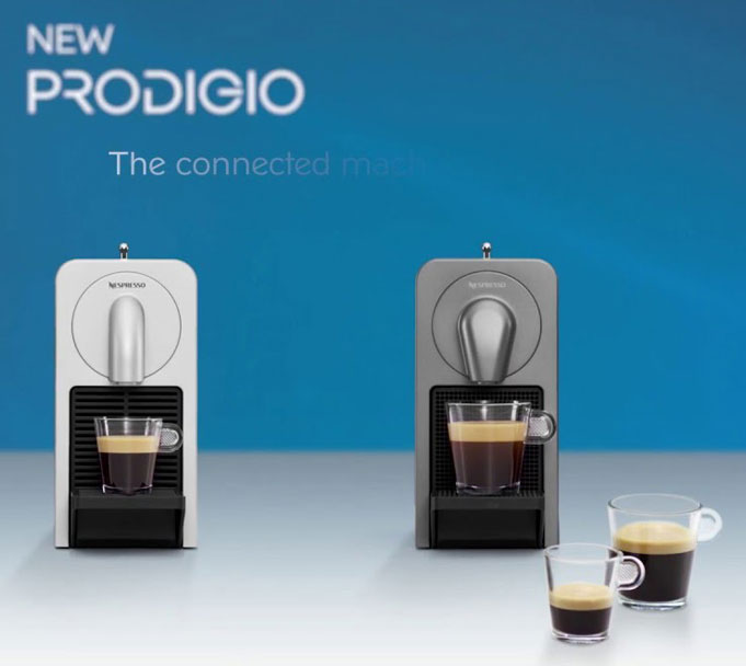Prodigio coffee machine sale