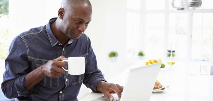 Coffee reduces prostate cancer in men