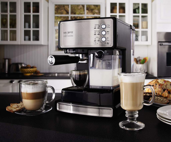 Discount espresso machine coffeemaker combo machines for sale